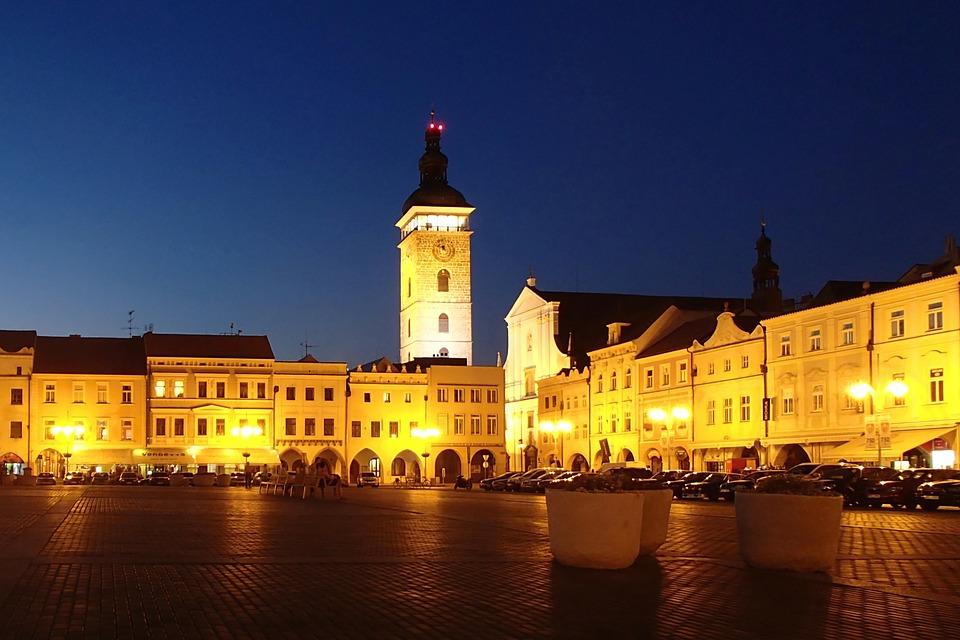 budějovické náměstí
