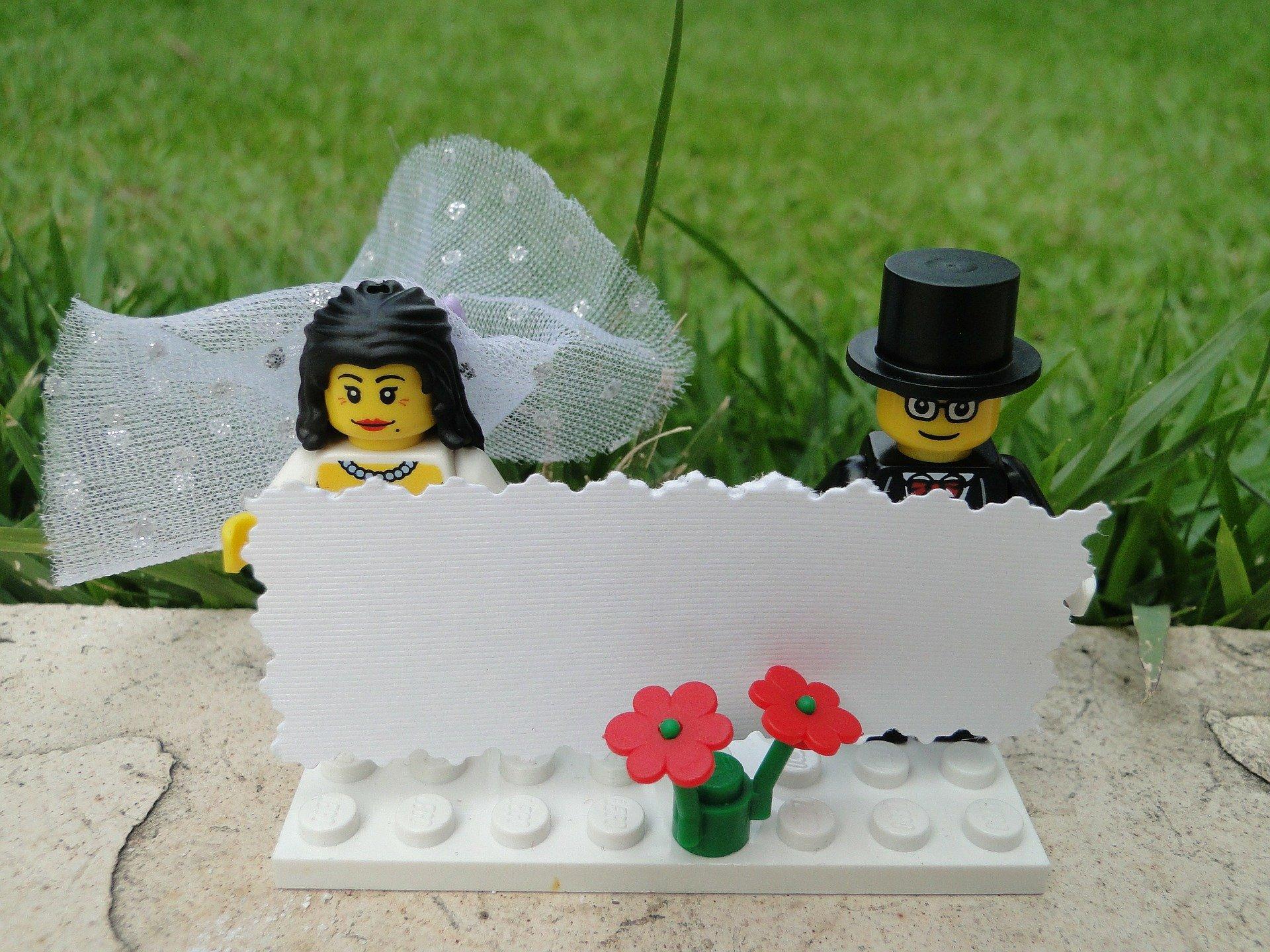 dárek novomanželům