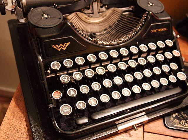 psací zařízení