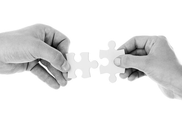spolupráce s puzzle
